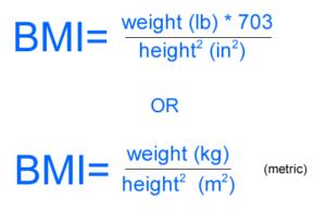 BMI CALC